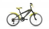 """Велосипед горный BOTTECCHIA (Италия) 20"""" MTB 6S BOY"""