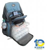 Рюкзак Ranger bag 5 (фонарь Ranger BL-536-6 SMD в подарок)