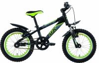 """Велосипед детский, одноподвесной MBK (Дания) MUD XP SUSPENSION 16"""""""
