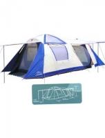 Палатка L.A.Trekking Cairo 82021 + матрас 2-х спальный в подарок