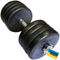 Гантель наборная Newt Home 42 кг TI-968-745-42-1