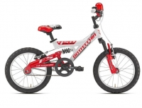 "Велосипед горный, детский BOTTECCHIA (Италия) 16"" FULL SUSPENSION"