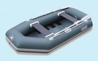 Лодка надувная гребная Fisher 250L