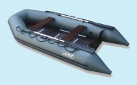 Лодка надувная моторная килевая Voyager 290