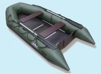 Лодка надувная моторная килевая Voyager 310X