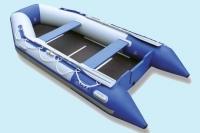 Лодка надувная моторная килевая Voyager 310L