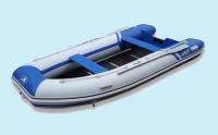 Лодка надувная моторная килевая Sprinter 350L
