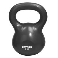 Гиря Kettler 5 кг черная 7370-073