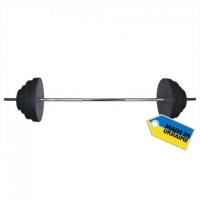 Штанга наборная, композитная Newt Rock 92 кг NE-KP-180-092
