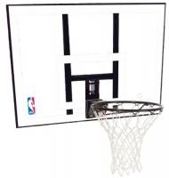 """Щит баскетбольный Spalding NBA Combo 44"""" Acrylic 79484CN"""