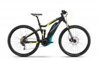 Электровелосипед Haibike SDURO FullNine 5.0 400Wh, 2017, рама 50см, черный, ход:100мм