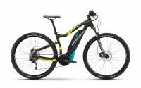 Электровелосипед Haibike SDURO HardNine 5.0 400Wh 2017,черный