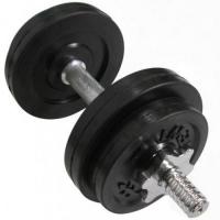 Гантель обрезиненная наборная 8 кг Newt Home NE-R-968-744-8