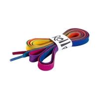 Шнурки цвета радуга RIO-ROLLER (Англия)