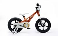 Велосипед RoyalBaby MGDINO 14, золотой