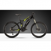 Велосипед Haibike SDURO AllMtn 5.0 400Wh 2017, рама 44см, ход:150мм, черный