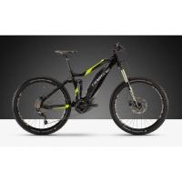 Электровелосипед Haibike SDURO AllMtn 5.0 400Wh 2017, рама 44см, ход:150мм, черный