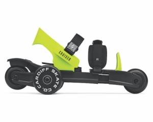 Ролики раздвижные, детские, с креплением на обувь CARDIFF (США) Cruiser