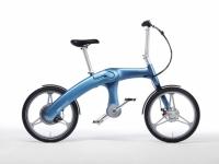 Электровелосипед складной MandoFootloose (KR,GB,GER) гибридный G1
