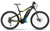 "Электровелосипед Haibike SDURO HardSeven 5.0 27.5"" 400Wh черный 2017"
