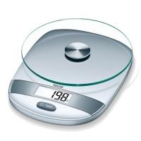 Весы кухонные BEURER KS 31 Silver