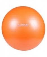 Мяч для фитнеса LiveUp Anti-Burst 65 см.