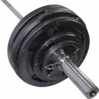 Штанга наборная олимпийская Newt  200 кг. Гриф 2,2 м. TI-NE0200-2200