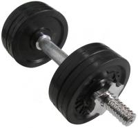 Гантель обрезиненная наборная 6 кг Newt Home NE-R-968-744-6